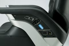 LED Auto-return switch